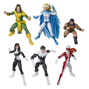 [Marvel Legends: Action Figure Set: Alpha Flight (Product Image)]