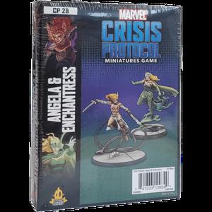 [Marvel: Crisis Protocol: Angela & Enchantress (Product Image)]