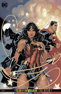 [Justice League #28 (Variant Edition YOTV The Offer) (Product Image)]