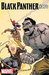 [Black Panther #170 (Rud Hulk Variant Ww) (Legacy) (Product Image)]
