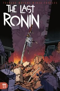 [Teenage Mutant Ninja Turtles: The Last Ronin #3 (Product Image)]