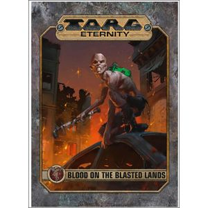 [TORG Eternity: Adventure: Blood On The Blasted Lands (Product Image)]