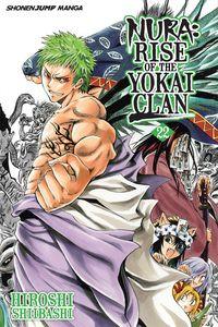[Nura: Rise Of The Yokai Clan: Volume 22 (Product Image)]