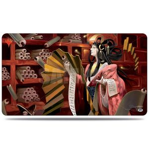 [Magic The Gathering: Legendary Playmat: Azami Lady Of Scrolls (Product Image)]