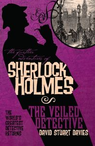 [The Further Adventures Of Sherlock Holmes: The Veiled Detective (Product Image)]