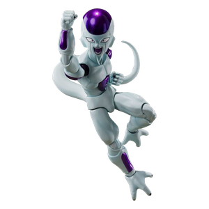 [Dragon Ball Z: S.H. Figuarts Action Figure: Frieza (Fourth Form) (Product Image)]