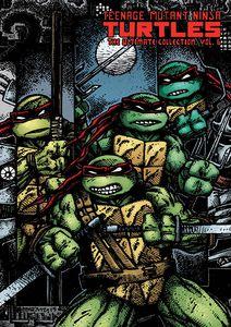 [Teenage Mutant Ninja Turtles: The Ultimate Collection: Volume 6 (Product Image)]