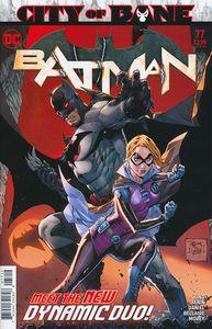 [Batman #77 (YOTV Dark Gifts 2nd Printing) (Product Image)]