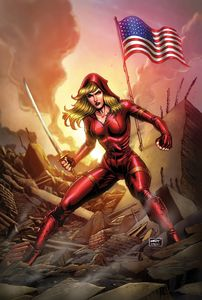 [Grimm Fairy Tales: Red Agent: Human Order #4 (Cover A Goh) (Product Image)]