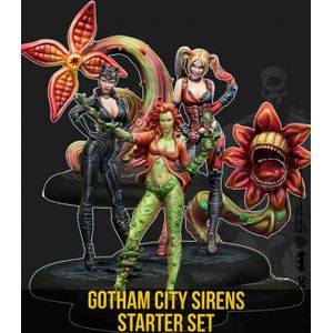 [Batman Miniature Game: Gotham City Sirens Starter Set (Product Image)]