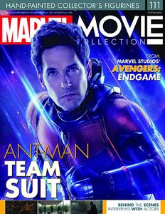 [Marvel Movie Collection #111: Ant-Man Endgame (Product Image)]
