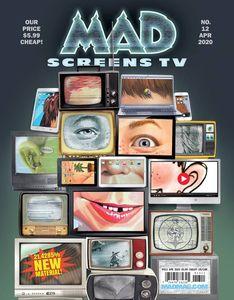 [Mad Magazine #12 (Product Image)]
