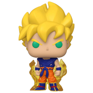 [Dragon Ball Z: Pop! Vinyl Figure: Super Saiyan Goku (First Appearance) (Product Image)]