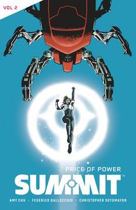[Catalyst Prime: Summit: Volume 2: Price Of Power (Product Image)]