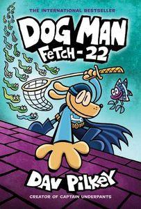 [Dog Man 8: Fetch-22 (Product Image)]