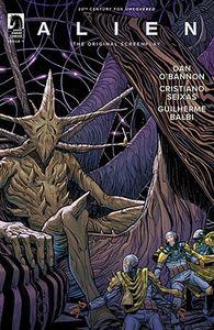 [Alien: Original Screenplay #1 (Cover B Simonson) (Product Image)]