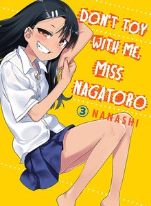 [Don't Toy With Me Miss Nagatoro: Volume 3 (Product Image)]