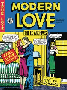 [EC Archives: Modern Love (Hardcover) (Product Image)]