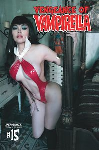 [Vengeance Of Vampirella #15 (Cover D Cosplay) (Product Image)]