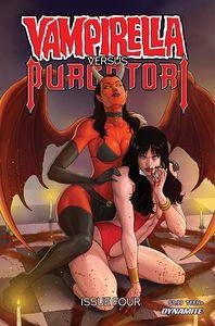 [Vampirella Vs Purgatori #4 (Cover E Musabekov) (Product Image)]