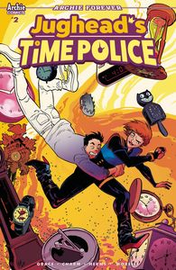 [Jughead: Time Police #2 (Cover B Henderson) (Product Image)]
