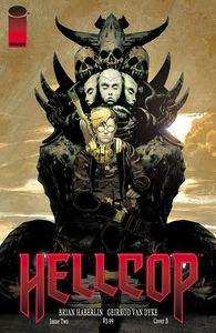 [Hellcop #2 (Cover B Haberlin & Van Dyke) (Product Image)]