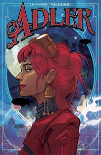 [The cover for Adler #2 (Cover A Guice)]