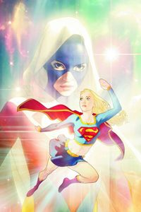 [Supergirl: Who Is Superwoman? (Product Image)]