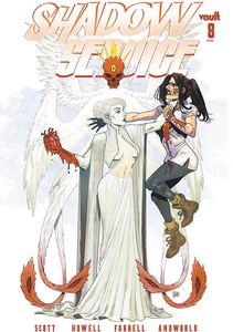 [Shadow Service #8 (Cover A Howell) (Product Image)]