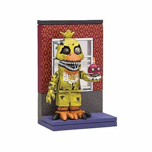 [Five Nights At Freddy's: Micro Construction Set: Hall Window Nightmare Chica (Product Image)]