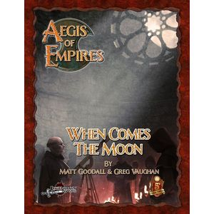 [Aegis Of Empires 3: When Comes The Moon: 5th Edition Compatible (Product Image)]