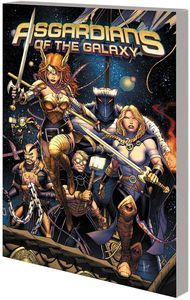 [Asgardians Of The Galaxy: Volume 1: Infinity Armada (Product Image)]