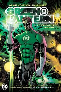 [Green Lantern: Volume 1: Intergalactic Lawman (Hardcover) (Product Image)]