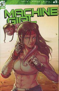 [Machine Girl #1 (Furukawa Variant) (Product Image)]