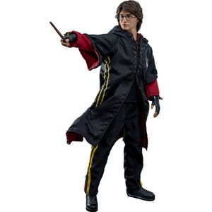 [Harry Potter: Goblet Of Fire: Deluxe Action Figure: Harry Triwizard Tournament (Product Image)]