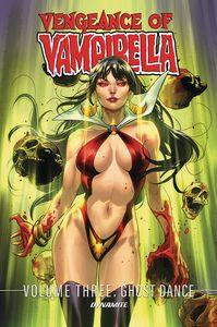 [Vengeance Of Vampirella: Volume 3: Ghost Dance (Product Image)]