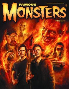 [Famous Monsters Of Filmland #273 (Supernatural Variant Cover) (Product Image)]
