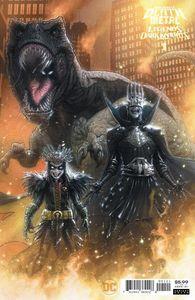 [Dark Nights: Death Metal: Legends Of Dark Knights #1 (Kaare Andrews Variant) (Product Image)]