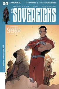 [Sovereigns #4 (Cover D Trevino) (Product Image)]