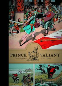 [Prince Valiant: Volume 9: 1953-1954 (Hardcover) (Product Image)]