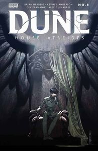 [Dune: House Atreides #8 (Cover A Cagle) (Product Image)]