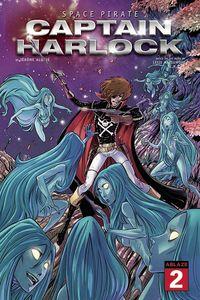 [Space Pirate: Captain Harlock #2 (Cover E Philippe Briones) (Product Image)]