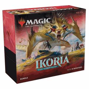 [Magic The Gathering: Bundle: Ikoria Lair Of Behemoths (Product Image)]