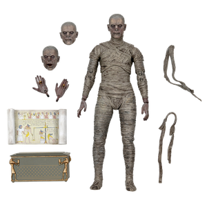 [Universal Monsters Mummy Colour Ultimate 7 Inch Scale Af (Product Image)]
