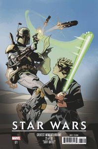 [Star Wars #71 (Dodson Greatest Moments Variant) (Product Image)]