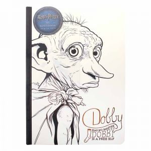 [Harry Potter: A5 Notebook: Dobby (Product Image)]
