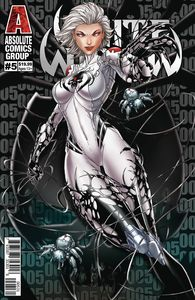 [White Widow #5 (Cover C Tyndall Wraparound Lenticular) (Product Image)]