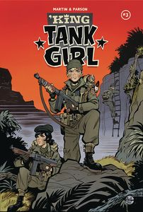 [King Tank Girl #3 (Cover A Parson) (Product Image)]