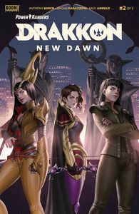 [Power Rangers: Drakkon New Dawn #2 (Cover A Main) (Product Image)]