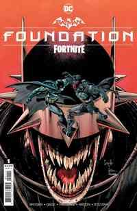 [The cover for Batman/Fortnite: Foundation #1 (One Shot)]